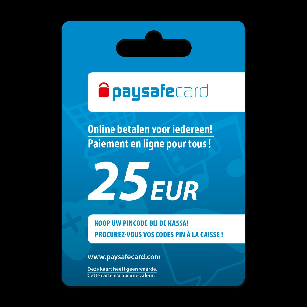 Shops Paysafecard